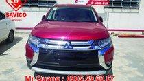 Cần bán Mitsubishi Outlander đời 2019, màu đỏ, hỗ trợ vay nhanh lên đến 80%