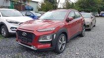 Bán Hyundai Kona full màu đỏ xe giao ngay, chương trình KM hấp dẫn, hỗ trợ vay trả góp, LH 0903175312