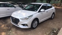 Bán Hyundai Accent số sàn, gia đình, màu trắng, xe giao ngay, giá cực tốt kèm quà tặng có giá trị, LH 0903175312