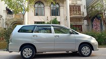 Bán Toyota Innova 2.0G, màu bạc, giá 386tr - Anh Tùng - SĐT 0941838326