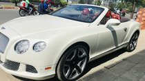 Cần bán xe Bentley Continental năm 2015, màu trắng nhập