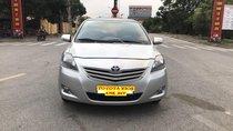 Bán Toyota Vios 1.5 E đời 2013, màu bạc, 405 triệu. Nói không với Limo taxi