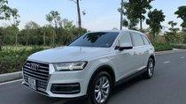 Cần bán lại xe Audi Q7, đăng ký lần đầu 2015, màu trắng nhập khẩu nguyên chiếc