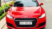 Bán xe Audi TT sản xuất 2016, màu đỏ nhập
