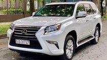 Cần bán gấp Lexus GX460 2015, đăng ký 2017, màu trắng xe nhập