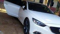 Bán xe Mazda 6 2015, màu trắng, giá tốt