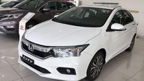 Bán Honda City sản xuất năm 2019, màu trắng, giá chỉ 559 triệu