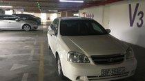Bán xe Daewoo Lacetti 1.6 MT sản xuất 2011, màu trắng
