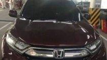 Bán xe Honda CR V L đời 2018, màu đỏ, nhập khẩu