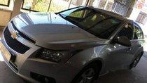 Bán gấp Chevrolet Cruze LS 1.6 MT năm sản xuất 2014, màu bạc giá cạnh tranh
