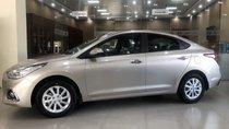 Bán ô tô Hyundai Accent 1.4MT 2019, màu bạc
