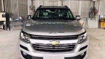 Bán ô tô Chevrolet Trailblazer năm sản xuất 2019, màu bạc, nhập khẩu