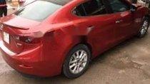 Bán Mazda 3 Facelift đời 2017, màu đỏ, giá 640tr