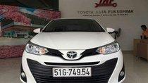 Cần bán lại xe Toyota Vios E năm sản xuất 2018, màu trắng số tự động