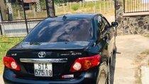Bán Toyota Corolla Altis đời 2009, màu đen xe gia đình, giá tốt