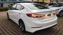 Bán ô tô Hyundai Elantra sản xuất 2019, màu trắng giá cạnh tranh