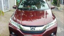 Cần bán lại xe Honda City 2017, màu đỏ