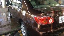 Bán ô tô Toyota Corolla Altis đời 2003, màu nâu số sàn, giá 215tr