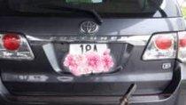 Bán xe Toyota Fortuner đời 2013, màu xám chính chủ