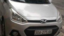 Bán Hyundai Grand i10 sản xuất năm 2014, màu bạc, xe nhập