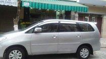 Bán Toyota Innova sản xuất 2009, màu bạc xe gia đình, giá 390tr