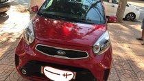 Bán xe Kia Morning 2016, màu đỏ số tự động, giá 349tr