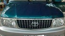 Bán Toyota Zace năm sản xuất 2005, màu xanh dưa