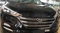 Bán Hyundai Tucson đời 2018, màu đen, giá 828tr