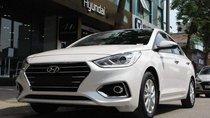 Cần bán Hyundai Accent 1.4 MT đời 2019, màu trắng, giá 470tr