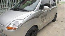 Bán Chevrolet Spark sản xuất 2010, màu bạc còn mới, giá chỉ 108 triệu