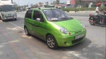 Cần bán gấp Daewoo Matiz đời 2005, màu xanh