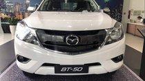 Cần bán Mazda BT 50 đời 2019, màu trắng, nhập khẩu