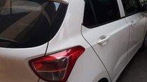 Bán Hyundai Grand i10 sản xuất năm 2014, màu trắng, nhập khẩu nguyên chiếc chính chủ