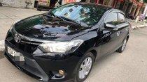 Bán ô tô Toyota Vios đời 2014, màu đen giá cạnh tranh