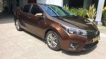Bán ô tô Toyota Corolla Altis năm sản xuất 2014, màu nâu còn mới