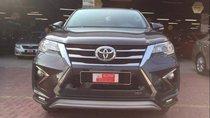 Bán Toyota Fortuner sản xuất 2017, màu đen, nhập khẩu nguyên chiếc xe gia đình