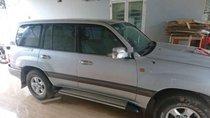 Bán lại xe Toyota Land Cruiser năm 2003, màu bạc, xe nhập