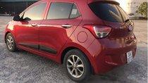 Cần bán lại xe Hyundai Grand i10 sản xuất 2014, màu đỏ, xe nhập, giá 365tr