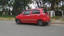 Cần bán gấp Chevrolet Spark đời 2010, màu đỏ, giá chỉ 115 triệu