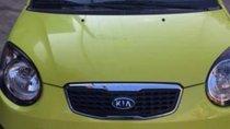 Bán ô tô Kia Morning đời 2010, màu vàng còn mới, 215tr