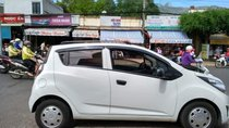 Bán ô tô Chevrolet Spark Van sản xuất 2012, màu trắng, nhập khẩu, giá tốt