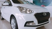 Bán xe Hyundai Grand i10 đời 2019, màu trắng, giá tốt