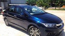 Bán xe Honda City CVT sản xuất 2019, màu xanh dương