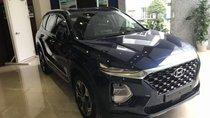 Bán Hyundai Santa Fe sản xuất năm 2019, màu xanh