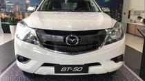 Cần bán xe Mazda BT 50 năm 2018, màu trắng, xe nhập