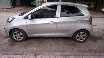 Cần bán xe Kia Morning năm 2015, màu bạc, xe không đâm đụng
