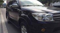 Bán Toyota Fortuner 2.5 G đời 2011, màu đen chính chủ