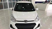 Bán Hyundai Grand i10 màu bạc, trắng, giá bán chỉ từ 330tr, trả trước 120tr ra xe ngay