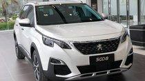 Bán ô tô Peugeot 5008 đời 2019, màu trắng có hỗ trợ trả góp với lãi suất thấp