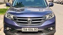 Bán Honda CR V 2.4 đời 2013, màu tím, giá chỉ 760 triệu